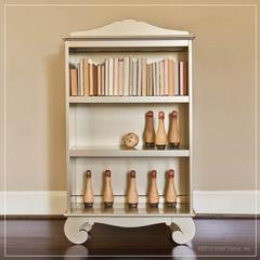 storage wooden wood elegant bookcases