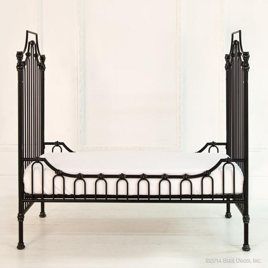four poster canopy wrought iron