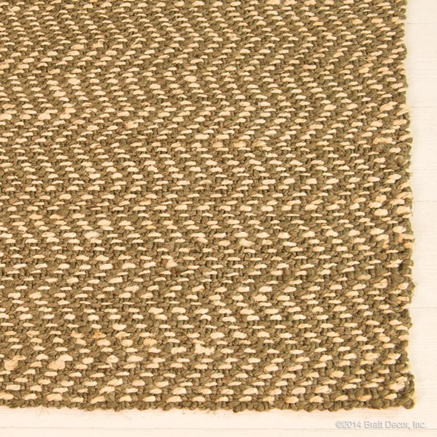 jute natural rugs area carpet