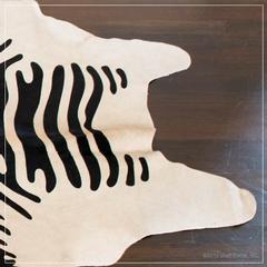 sahara cowhide rug