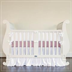 hardwood cribs luxury designer cot