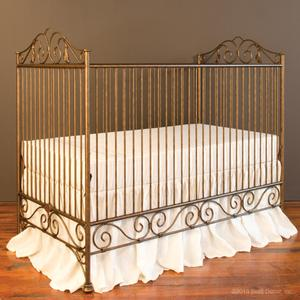 Are Iron Cribs Safe