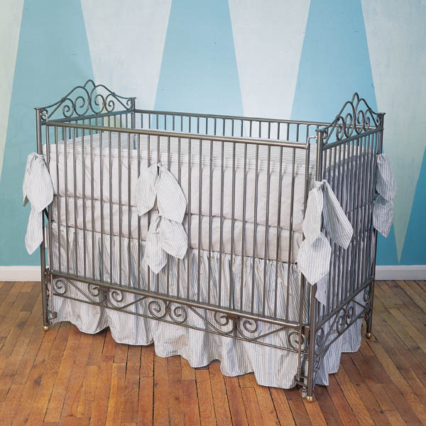 casablanca drop gate crib