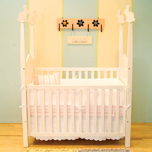 heritage drop gate crib