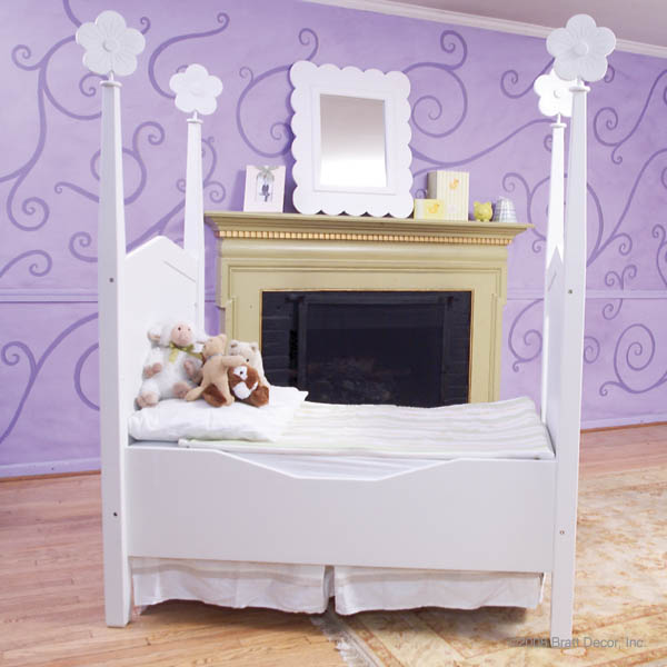 heritage toddler bed kit