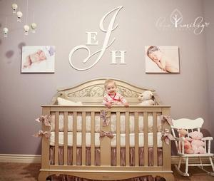 All smiles in this lovely nursery featuring the Chelsea lifetime