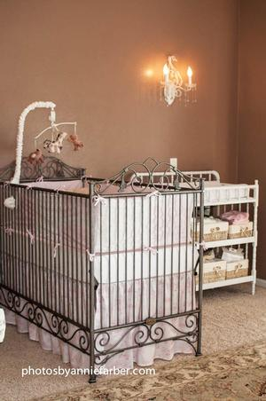 Shabby Chic Baby Suite