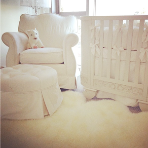 Ciara Princess Harris' Nursery