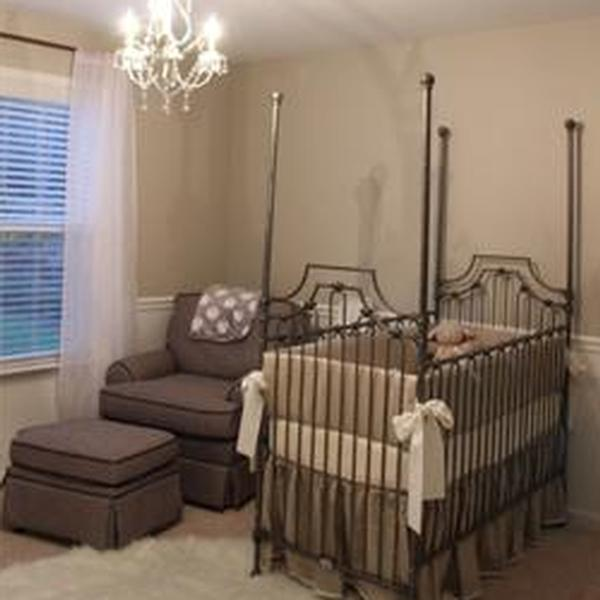 Vintage Gender Neutral Nursery