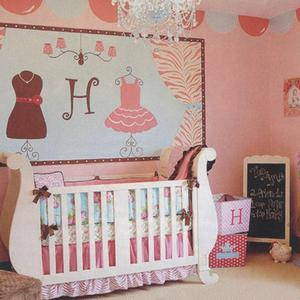 Samantha Harris' Second Nursery