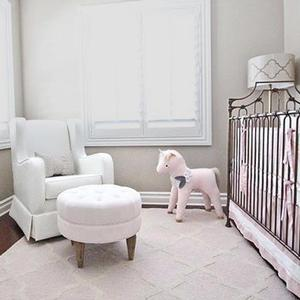 Stylish Petite: Milan's Nursery Reveal