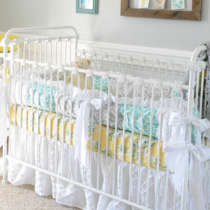 Bright Gender-Neutral Nursery