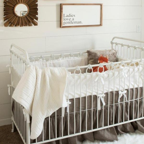 A Little Gentleman's Nursery