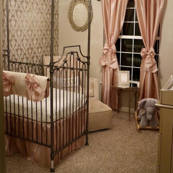 Giulietta Rose's Baby Room