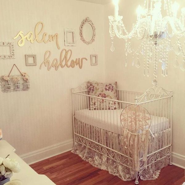 Salem Hallow's nursery