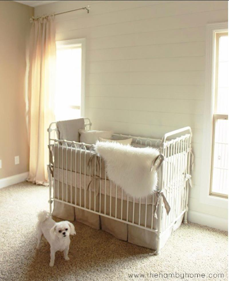 Hamby Home Decor's Nursery
