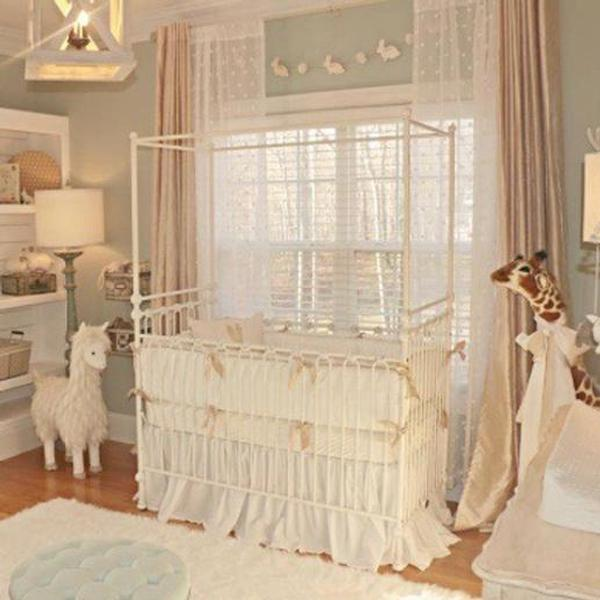 Light and Airy Nursery