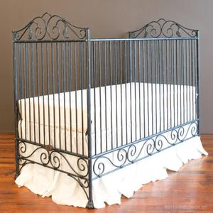 casablanca crib slate