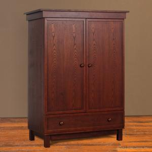 manhattan armoire sable