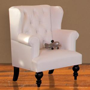 glamour toddler chair