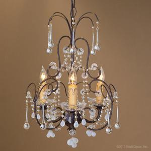 bebe chandelier