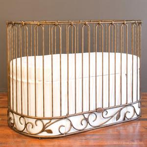 j'adore crib-cradle gold