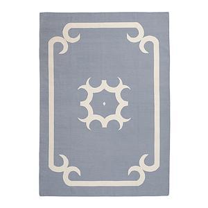 bespoke frame rug