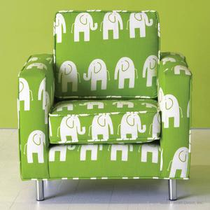 mod elephant child chair