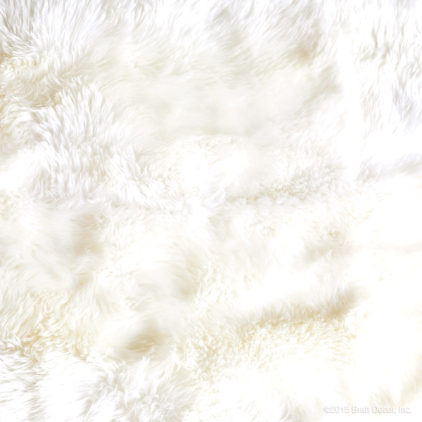 Urban Sheepskin Rug Ivory