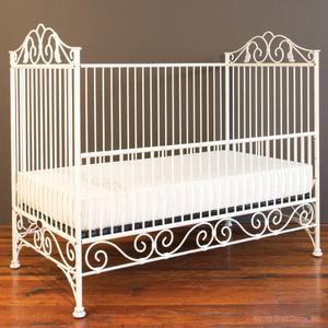 casablanca daybed conv. kit dist. white