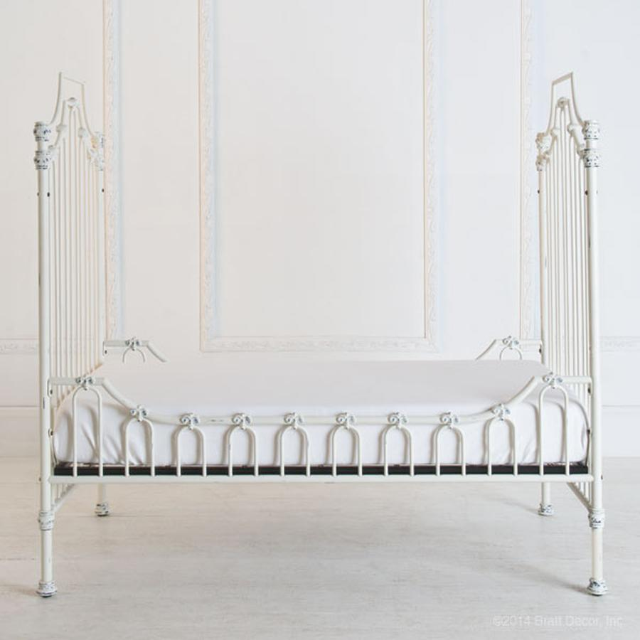 parisian toddler bed kit dist. white