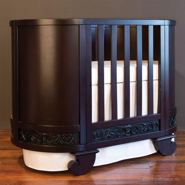 Oval Baby Crib Bedding