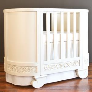 oval sleep system round hardwood