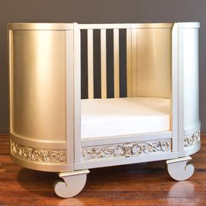 chelsea darling daybed kit ant. silver
