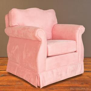 st. regis glider - pink