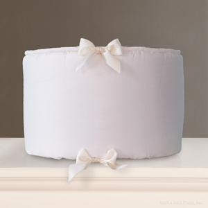 jadore bumpers white cotton pad