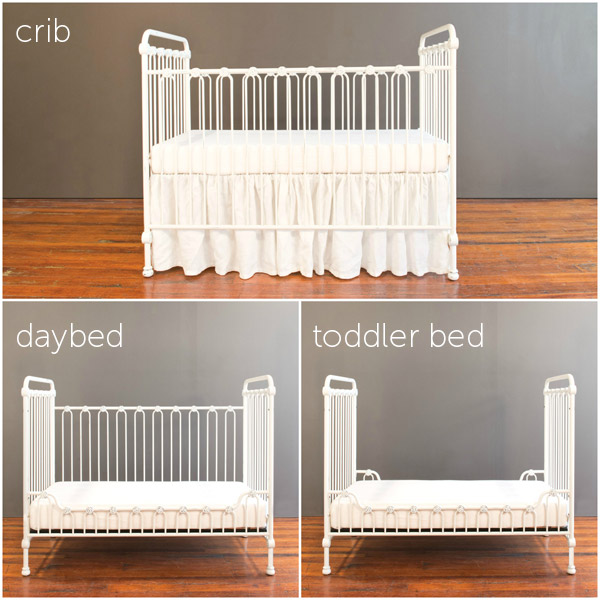 joy baby crib distressed white - White Baby Crib