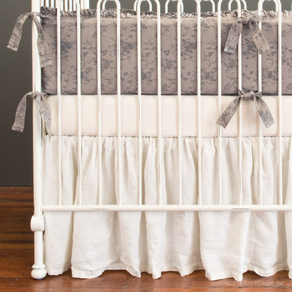 gretta 2 piece crib set