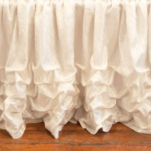 adagio crib skirt