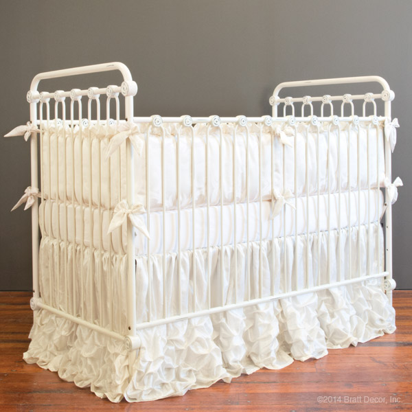 adagio 4 piece crib set
