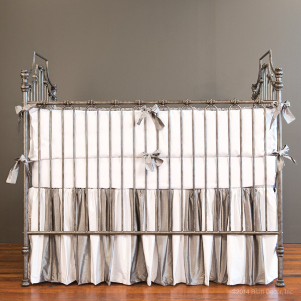 sterling crib skirt