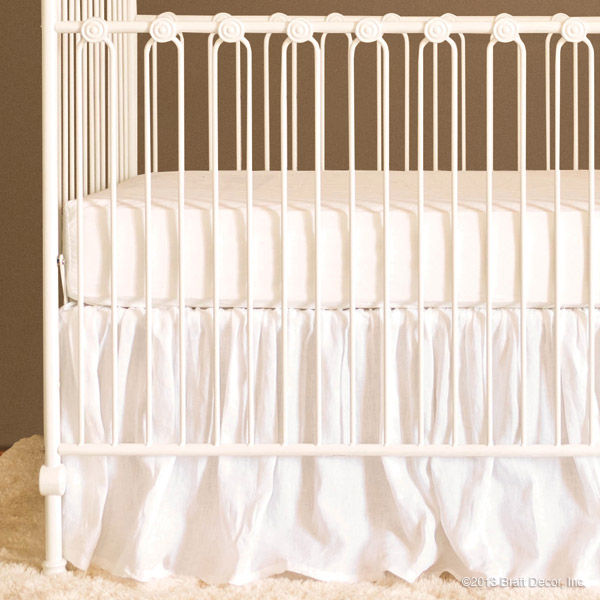 cloud 2 piece crib set