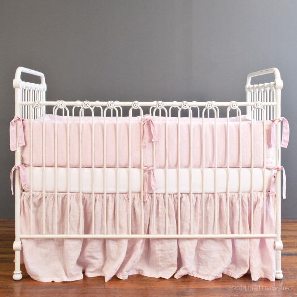 petal 4 piece crib set