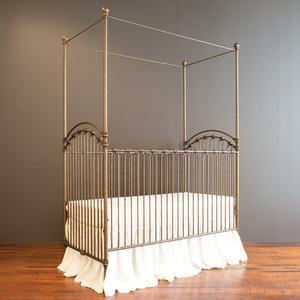 venetian crib gold