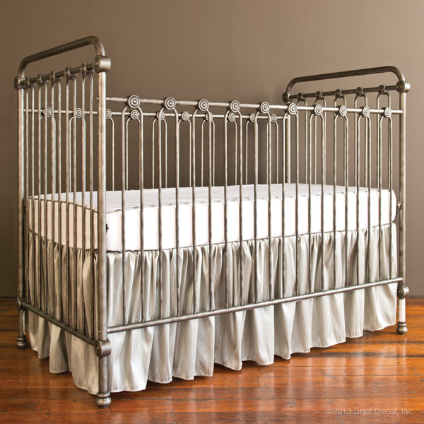 covington 2 piece crib set