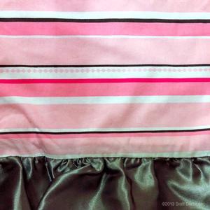 cosmopolitan crib blanket