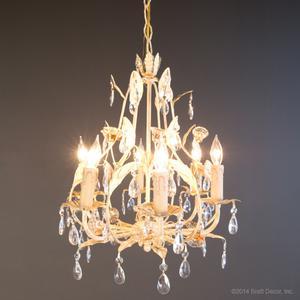 athena chandelier