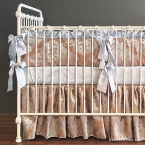 royal duke nursery bedding collection