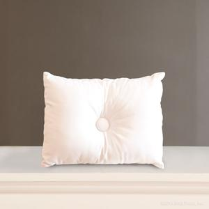 bebe pique small pillow