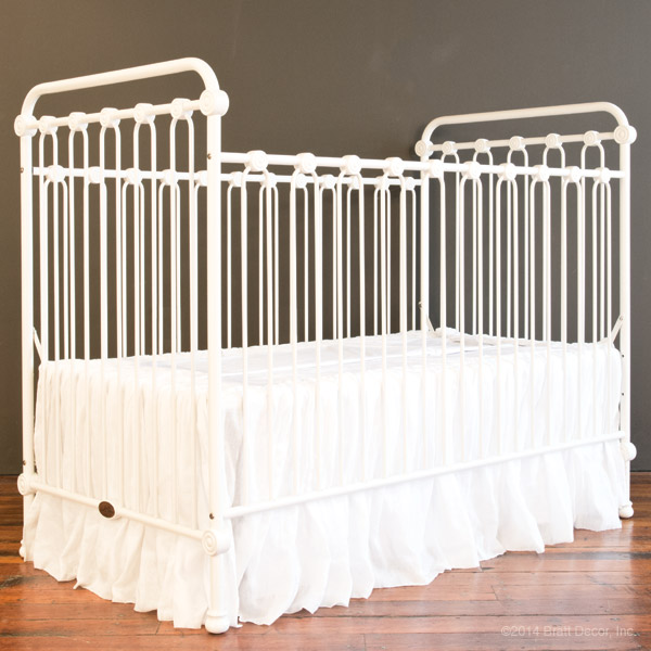sofia crib skirt